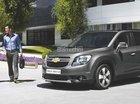 Bán Chevrolet Orlando LT sản xuất năm 2017, màu xám (ghi), KM tháng 5 là 60 triệu, LH: Ms. Mai Anh 0966342625