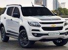 Cần bán Chevrolet Trailblazer LT, LTZ năm 2018, màu trắng, xe nhập động cơ 2.5L máy dầu, trả trước chỉ 200tr