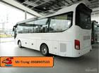 Cần bán xe khách 29-34 chỗ Thaco sản xuất năm 2018 Euro IV thân dài 8,5m. Hỗ trợ ngân hàng nhanh chóng