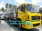 Bán xe tải Dongfeng 4 chân 17.9 tấn nhập khẩu thùng dài 9.5 mét