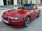 Bán BMW Z4 2008, màu đỏ, nhập khẩu