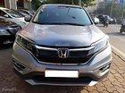 Sàn ô tô HN bán Honda CR V 2.4TG đời 2017, màu bạc