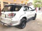 Bán ô tô Toyota Fortuner 2.7 V sản xuất năm 2016, màu bạc xe gia đình