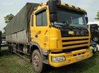 Bán JAC tải 12 tấn sản xuất 2015, màu vàng