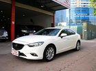 Cần bán xe Mazda 6 2.5 đời 2016, màu trắng, giá tốt