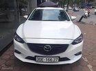 Cần bán gấp Mazda 6 2.5 sản xuất 2016, màu trắng, giá chỉ 835 triệu