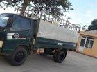 Cần bán xe FAW xe tải thùng đời 2005, màu xanh lam