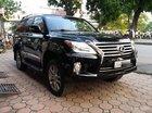 Cần bán xe Lexus LX 570 nhập Mỹ, model 2015, màu đen