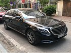 Bán ô tô Mercedes S400 sản xuất 2016, màu đen, nội thất nâu