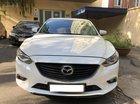 Cần bán xe Mazda 6 2.5 2016, màu trắng, giá rẻ
