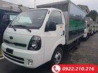 Bán xe tải Kia Thaco K250, trọng tải 2 tấn 4, xe mới 100%, hỗ trợ vay NH với lãi suất tốt nhất