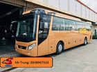 Bán xe khách 47 ghế máy 336 đời 2018 bản tiêu chuẩn Euro IV, hỗ trợ vay ngân hàng