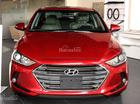 Bán xe Hyundai Elantra 1.6 AT đỏ dễ thương, giao ngay cho khách