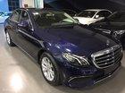 Cần bán xe Mercedes E200 sản xuất năm 2018, màu xanh lam số tự động