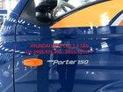 Hyundai Sơn Trà Đà Nẵng bán xe Hyundai H150 2018 thùng mui phủ bạt, màu xanh lam, xe nhập, 437tr