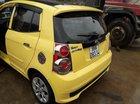 Bán gấp Kia Morning LX 2010, màu vàng - Xe bản thiếu