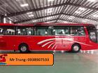 Thaco Bus Bình Triệu - Dòng xe 47 chỗ máy lớn 375 đầy đủ options