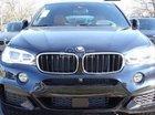 Bán ô tô BMW X6 2017, màu xanh, nhập khẩu