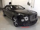 Bán Bentley Mulsanne 2018 màu đen, mới 100%, giá cạnh tranh