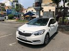 Bán ô tô Kia Cerato 1.6AT năm 2015, màu trắng, nhập khẩu