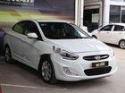 Cần bán xe Hyundai Accent 1.4MT năm 2016, màu trắng, giá tốt