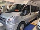 Bán Ford Transit LX đời 2016, màu bạc