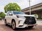 Bán Lexus LX570 Super Sport, màu trắng sản xuất 2018 nhập khẩu nguyên chiếc mới 100%