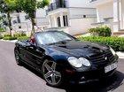 Bán Mercedes SL500 đời 2007, màu đen, xe nhập