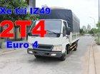 Bán xe tải Đô Thành IZ49, 2T4 vào được thành phố ban ngày trả góp