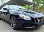 Bán Maserati Quatroporte sản xuất năm 2017, màu xanh lam, nhập khẩu nguyên chiếc