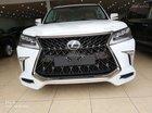 Việt Auto giao ngay Lexus LX 570 Super Sport 2018 màu trắng