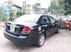 Bán ô tô Chevrolet Lacetti EX đời 2012, màu đen