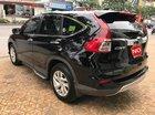 Bán ô tô Honda CR V 2.0 năm 2016, màu đen, 855 triệu