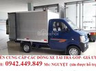 Bán xe Dongben- Dongben tải trọng 870kg l Hỗ trợ vay cao - lãi suất ưu đãi
