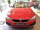 Cần bán BMW 4 Series 430i Convertible sản xuất 2017, màu đỏ, nhập khẩu nguyên chiếc