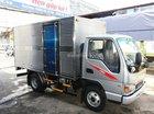Bán xe tải Jac 2T4 vào thành phố, thùng dài 3m7 giá tốt