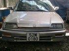 Bán xe Honda Civic 1.6 sản xuất năm 1990, màu bạc, xe nhập, giá tốt