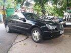 Cần bán gấp Mercedes C đời 2002, màu đen, giá 138tr