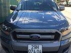 Cần bán gấp Ford Ranger AT sản xuất năm 2017, màu xanh
