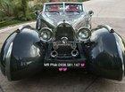 Bán Bugatti Santarsiero Atlantis, màu xám