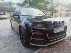 Bán Zotye T600 2016, màu đen, xe nhập