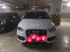 Cần bán xe Audi Q3 sản xuất 2014 màu trắng, 1 tỷ 150 triệu, xe nhập