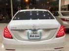 Cần bán xe Mercedes S500L năm sản xuất 2017, màu trắng, nhập khẩu nguyên chiếc