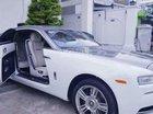 Cần bán gấp Rolls-Royce Wraith sản xuất 2016, màu trắng xe nhập