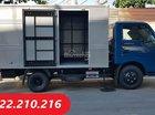 Bán xe tải Kia Thaco K165 chĩnh hãng, tải trọng 2 tấn 4, đời 2017, hỗ trợ vay ngân hàng lãi suất tốt nhất