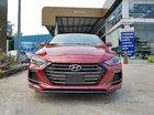 Bán ô tô Hyundai Avante đời 2018, màu đỏ, giao ngay