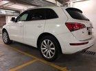 Cần bán lại xe Audi Q5 2.0T đời 2010, màu trắng, giá rẻ