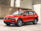 Cần bán Volkswagen Tiguan năm sản xuất 2017, màu đen, xe nhập