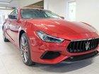 Bán xe Maserati Ghibli Gransport 2018, màu đỏ Rosso Eneragianeragia, nhập khẩu chính hãng