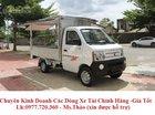 Bán xe tải Dongben thùng cánh dơi 770kg (thùng cánh dơi nhỏ chuyên dụng 770kg) - Bán trả góp - Lãi suất thấp